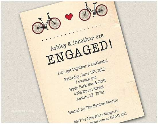 Engagement Party Invitations Templates Plain Engagement Party Invitations Templates as