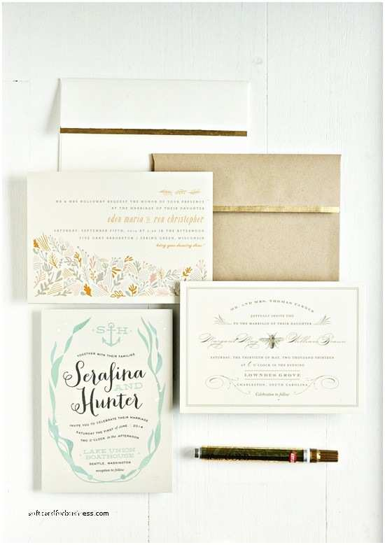Engraved  Invitations Cost  Invitation Inspirational How Much Should