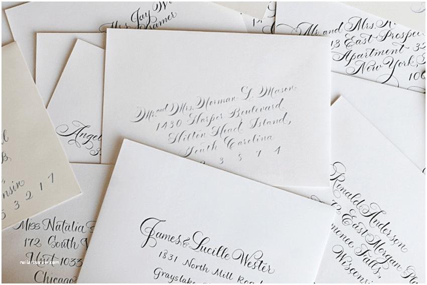 Envelope Etiquette For Wedding Invitations Envelope Greeting Etiquette & Tips