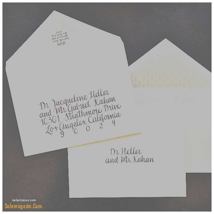 Envelope Etiquette for Wedding Invitations How to Address Wedding Invitations with Guest Tags