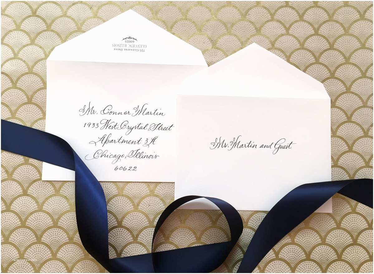 Envelope Etiquette for Wedding Invitations Nico and Lala Wedding Invitation Etiquette Inner and