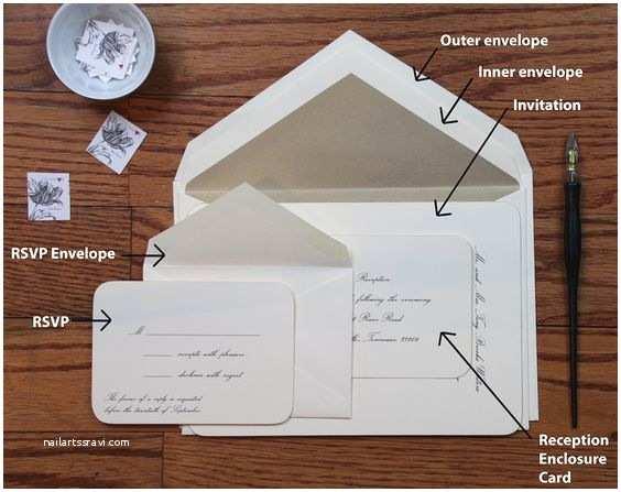Envelope Etiquette For Wedding Invitations Wedding Envelopes Proper Etiquette How To Address