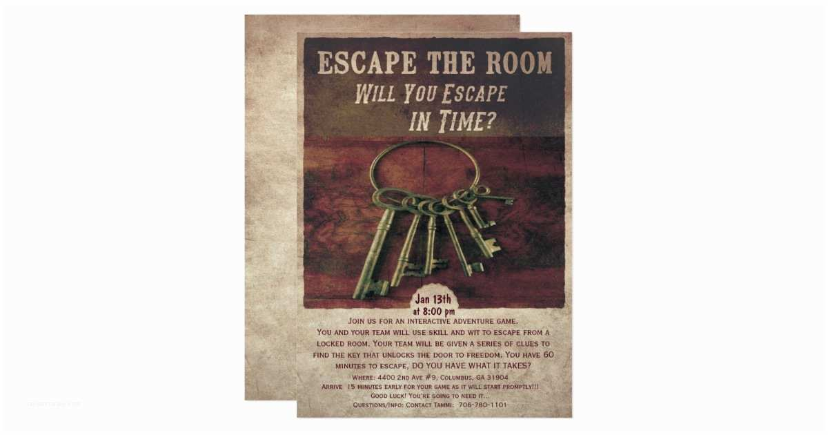 Escape Room Party  Escape Room Party