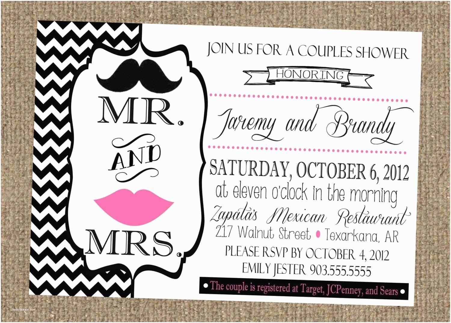 Etsy Printable Wedding Invitations Printable Birthday Invitations Printable Birthday
