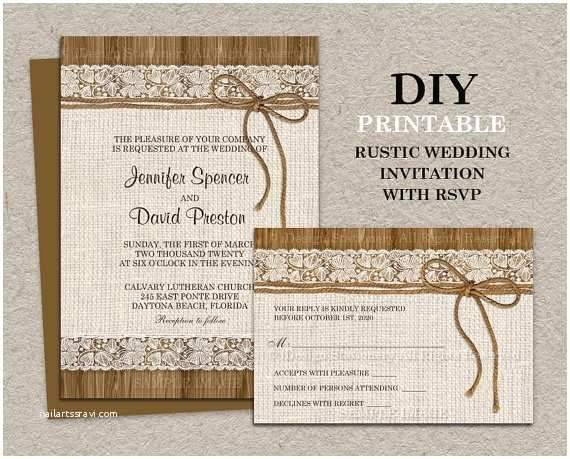 Etsy Rustic Wedding Invitations 301 Moved Permanently