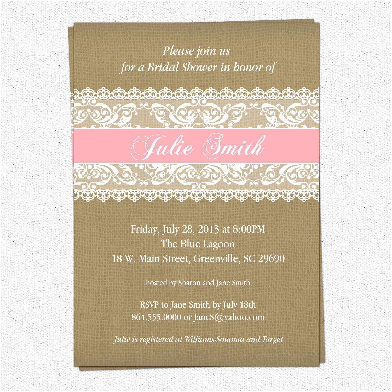 etsy vintage wedding invitation templates
