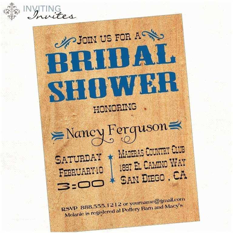 Etsy Wedding Invitations Bridal Shower Invitations Etsy