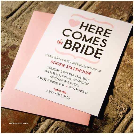 Etsy Wedding Shower Invitations Bridal Shower Brunch Invitations Etsy