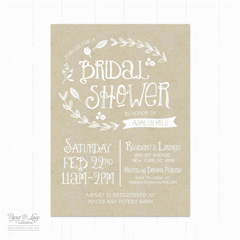 Etsy Wedding Shower Invitations Etsy Purple Bridal Shower Invitations