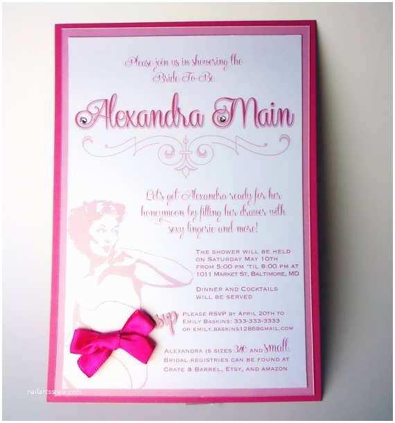 Wedding Shower Invitations Tea Party Bridal Shower Invitations