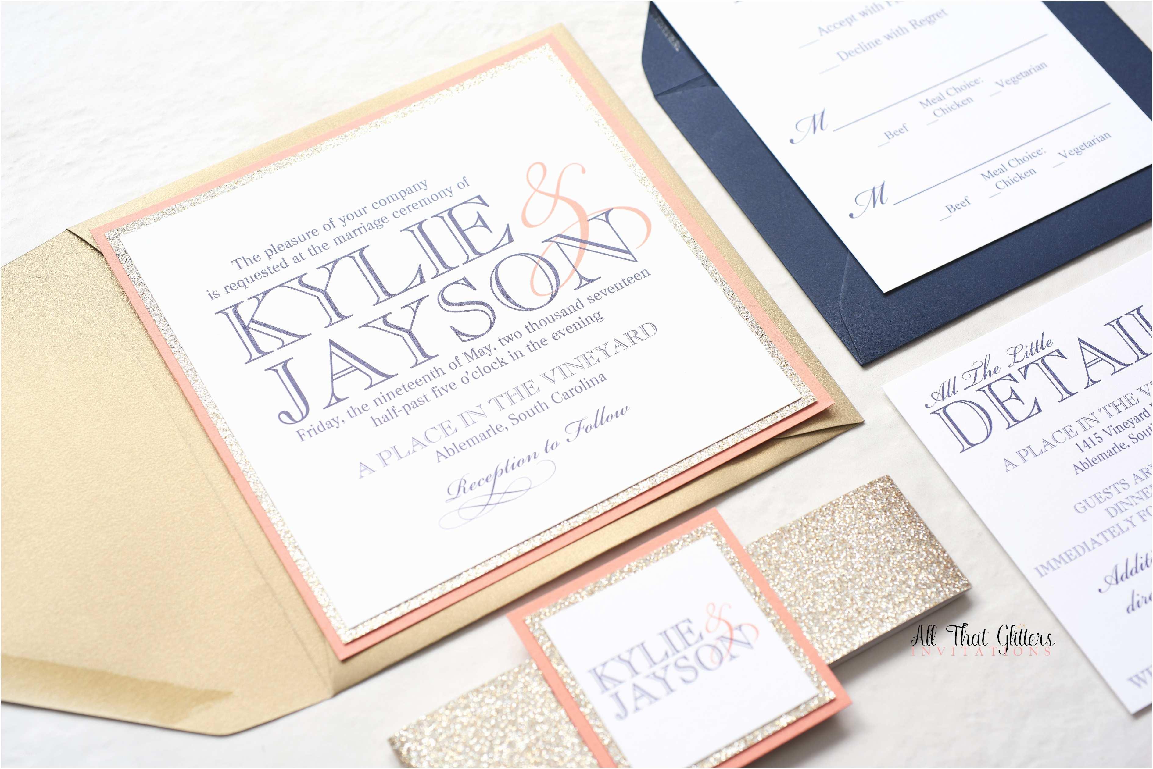 Evite Wedding Invitations Kylie Modern Wedding Invitation Suite