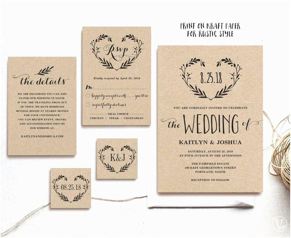 Evite Wedding Invitations Rustic Vintage Wedding Invitation Ideas Party Xyz
