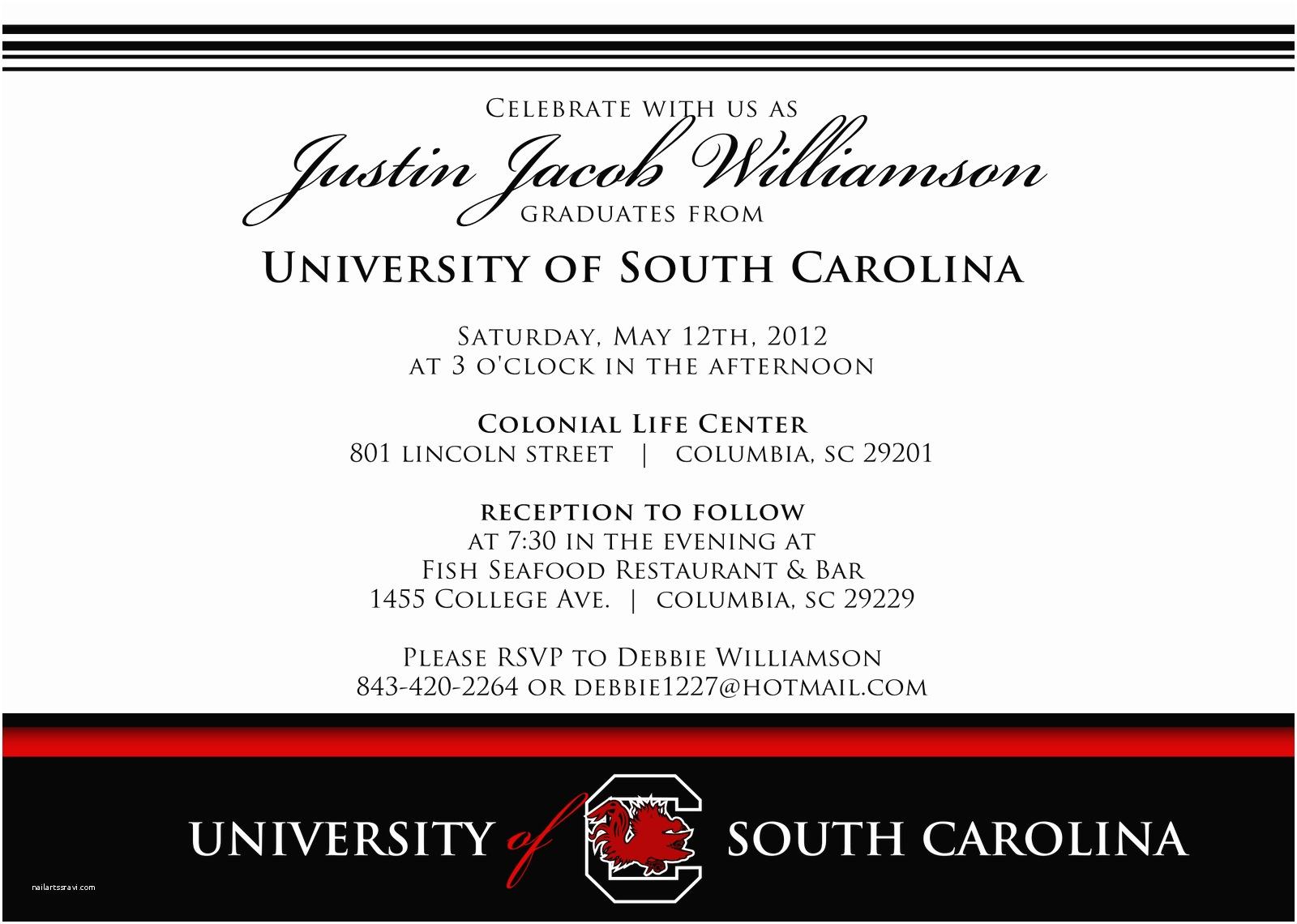 Examples Of Graduation Invitations Graduation Dinner Invitation Wording