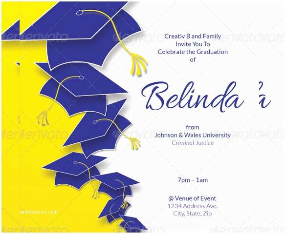 Examples Of Graduation Invitations Graduation Invite Template – orderecigsjuicefo
