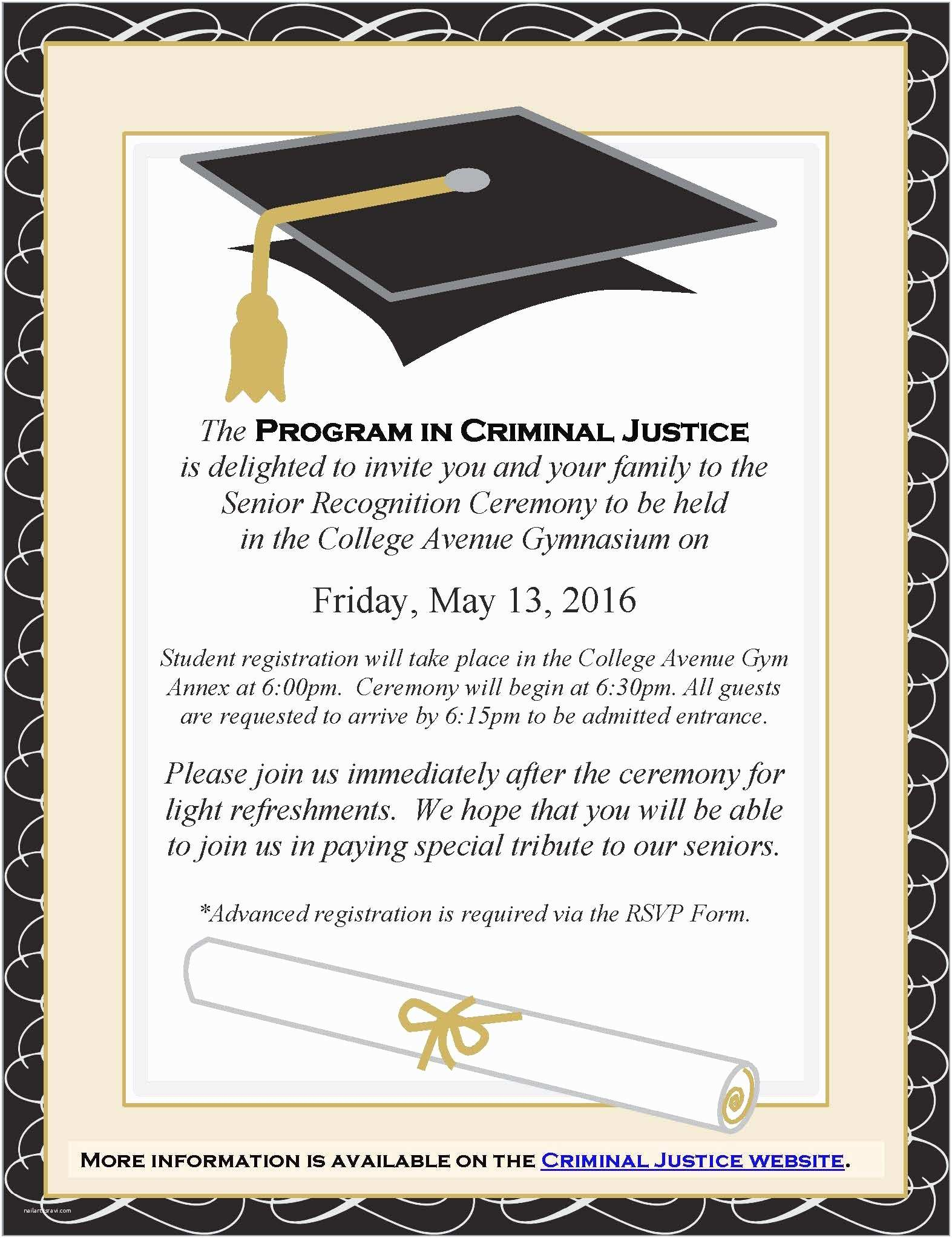 Examples Of Graduation Invitations Inspirationa Invitation Samples Graduation