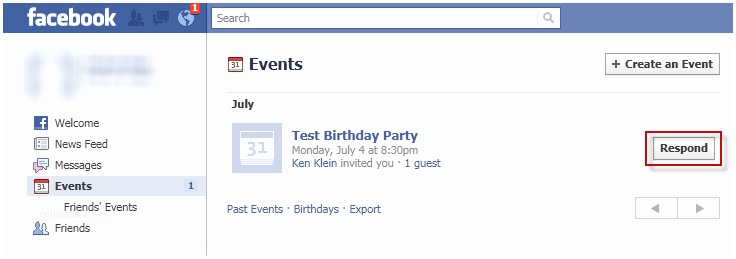 Facebook Party Invite How to Safely Post A Party Invitation