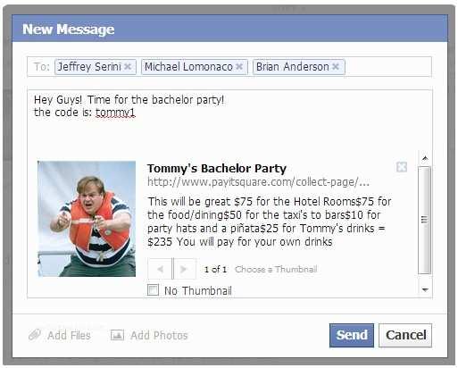 Facebook Party Invite Party Invite – Gangcraft
