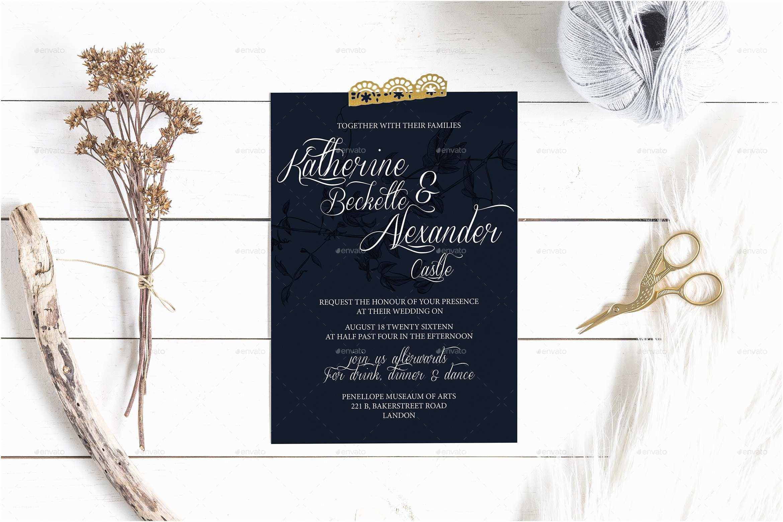 Facebook Wedding Invitation Elegant Wedding Invitation Rsvp