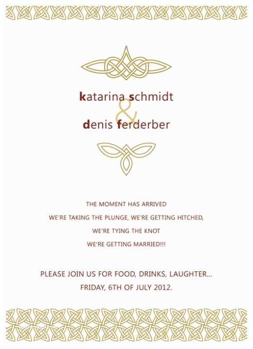 Facebook Wedding Invitation Friends Wedding Invitation Template and Stuff