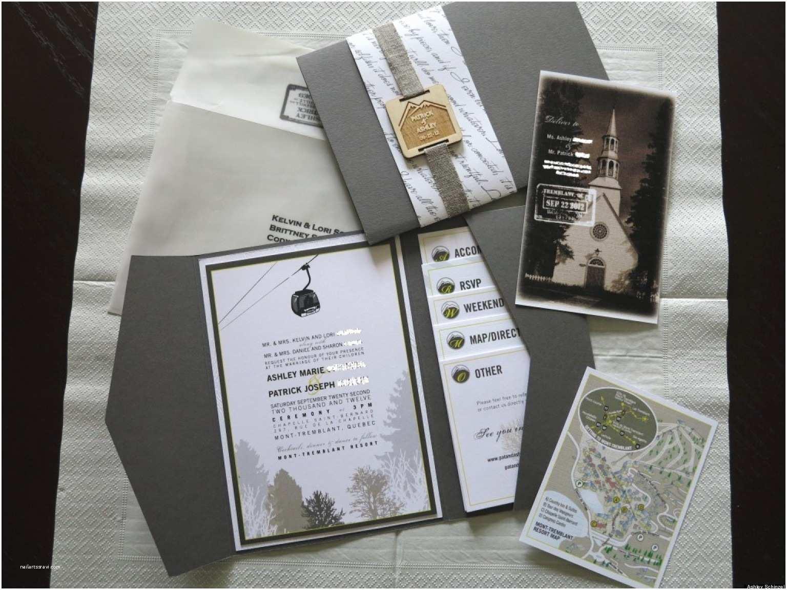Facebook Wedding Invitation Wedding Invitation Ideas From Real Weddings Photos