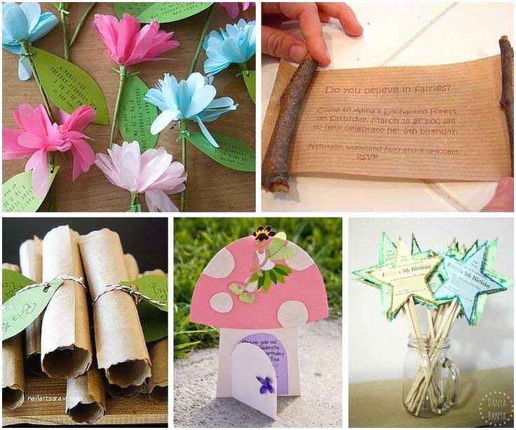 Fairy Birthday Invitations Best 25 Fairy Party Invitations Ideas On Pinterest