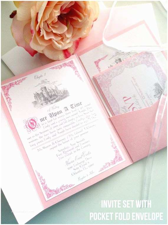 Fairy Tale Wedding Invitations 25 Best Ideas About Fairytale Wedding Invitations On