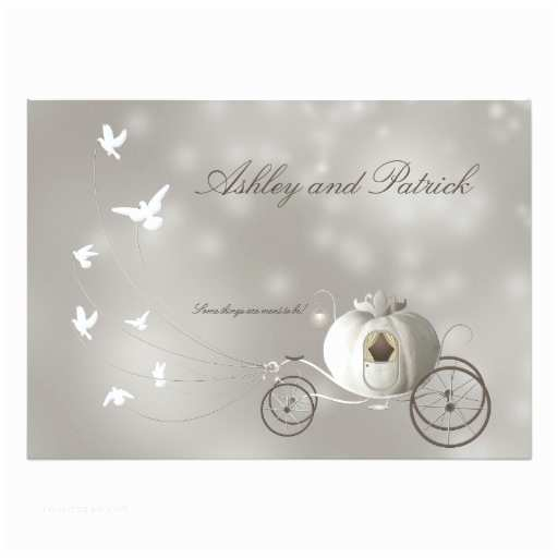 Fairy Tale Wedding Invitations A True Fairy Tale Wedding Invitation