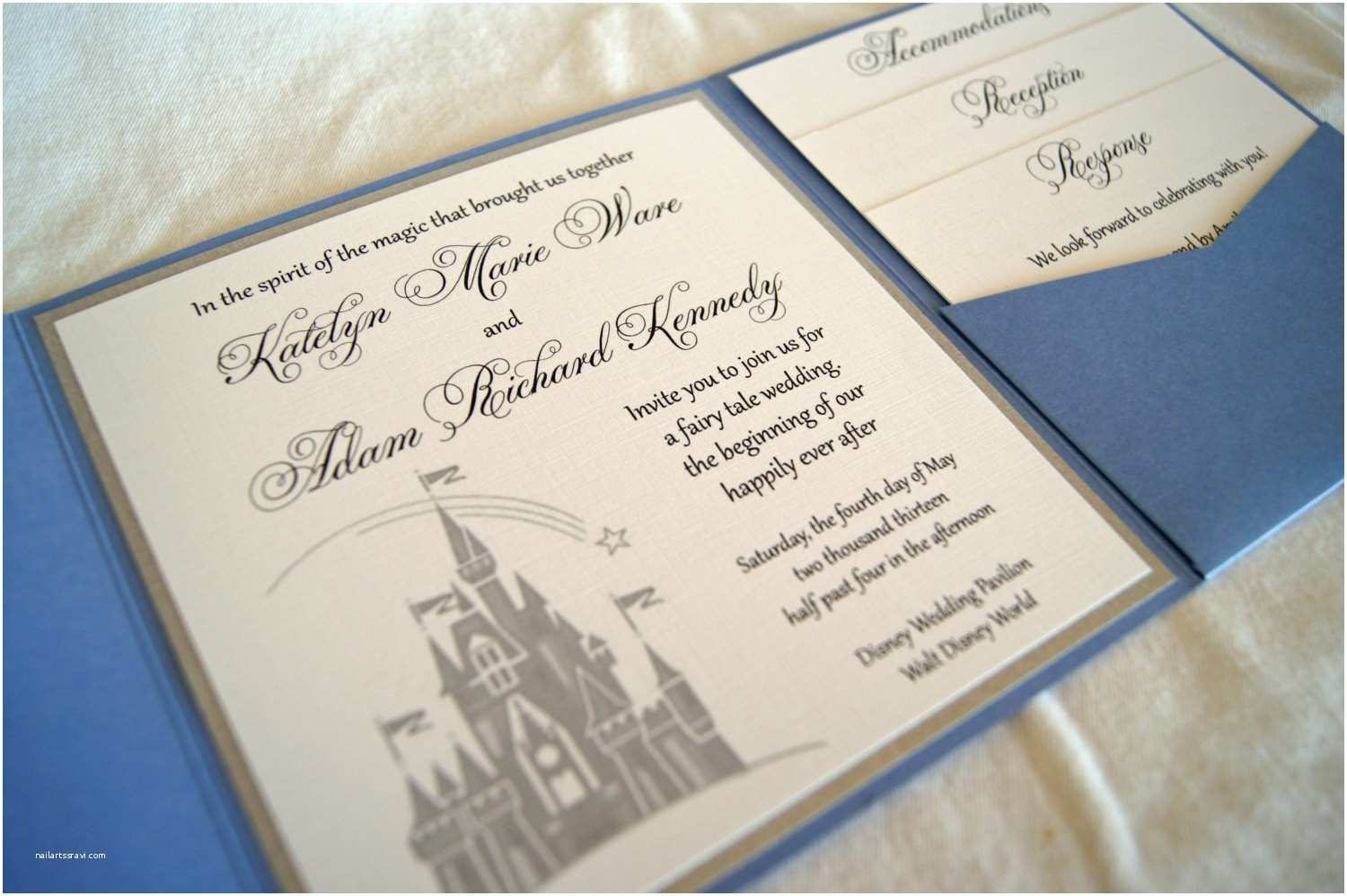 Fairy Tale Wedding Invitations Fairy Tale Wedding Invitations
