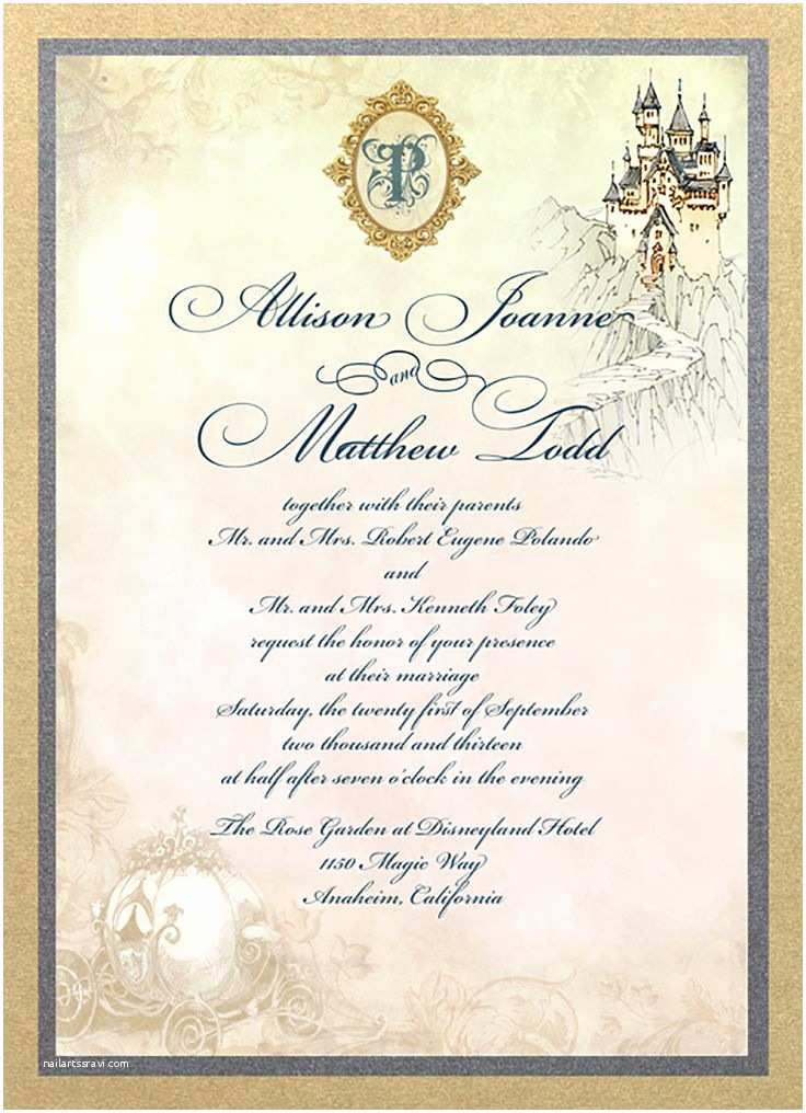 Fairytale Wedding Invitations 10 Best Images About Fairy Tale Wedding Invitations