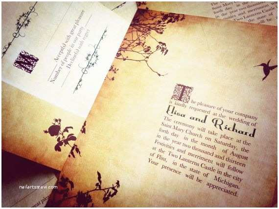 Fairytale Wedding Invitations 10 Ideas About Fairytale Wedding Invitations On Pinterest