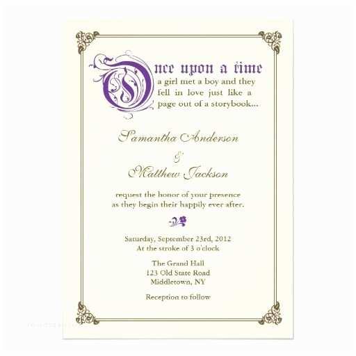 Fairytale Wedding Invitations 1000 Ideas About Fairytale Wedding Invitations