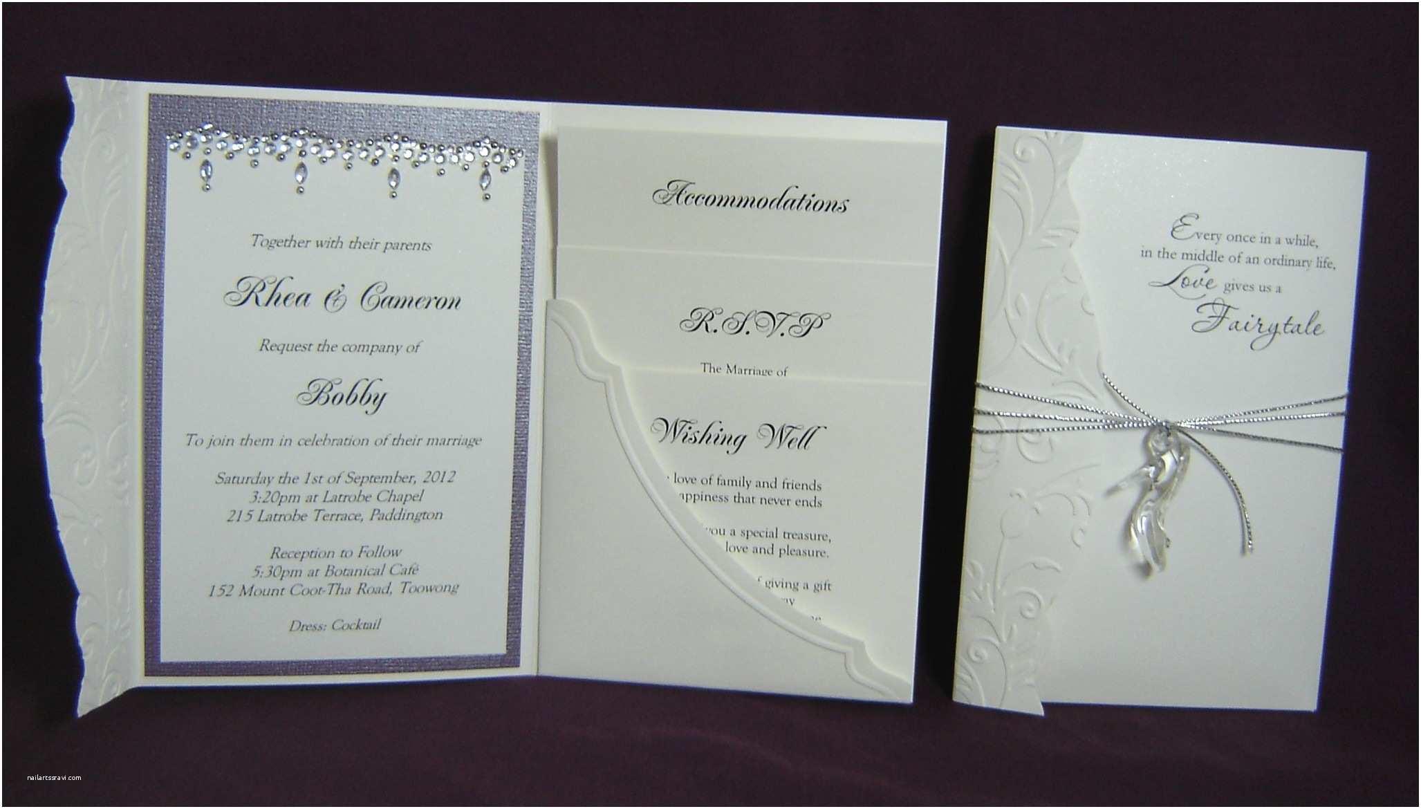 Fairytale Wedding Invitations Fairy Tale Wedding Invitation