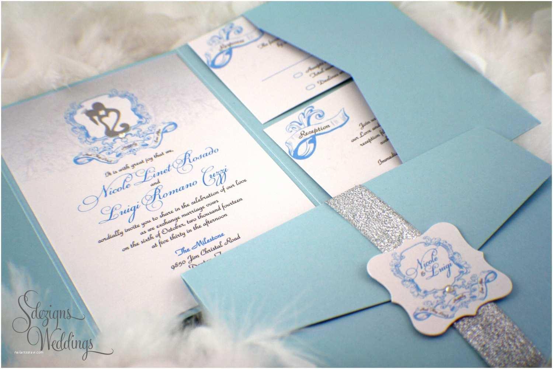 Fairytale Wedding Invitations Fairy Tale Wedding Invitations Whimsical Shimmery