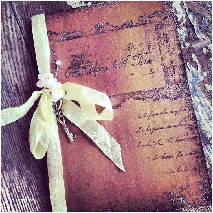 Fairytale Wedding Invitations Pocketfold Invitations Fairytale Wedding Invitation by