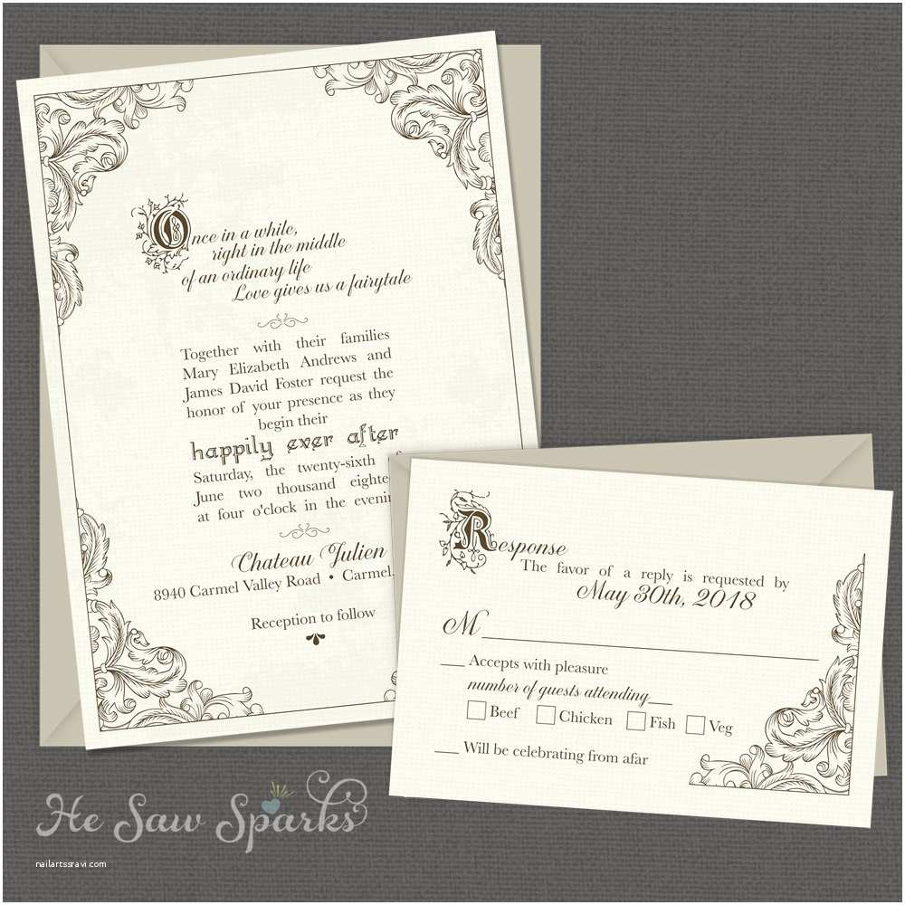 Fairytale Wedding Invitations top Selection Fairy Tale Wedding Invitations