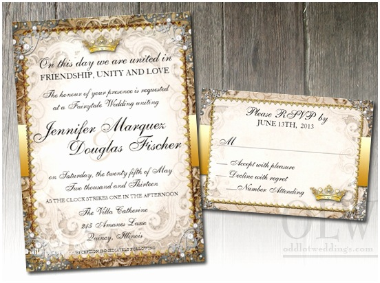 Fairytale Wedding Invitations top Selection Fairy Tale Wedding Invitations