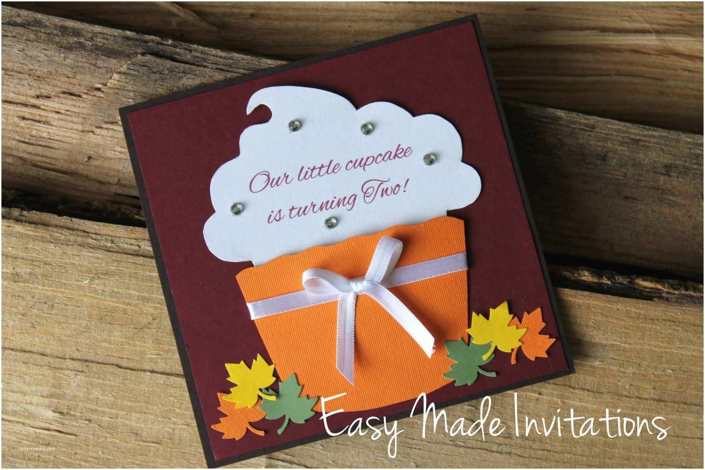 Fall Birthday Invitations Fall Birthday Invitations