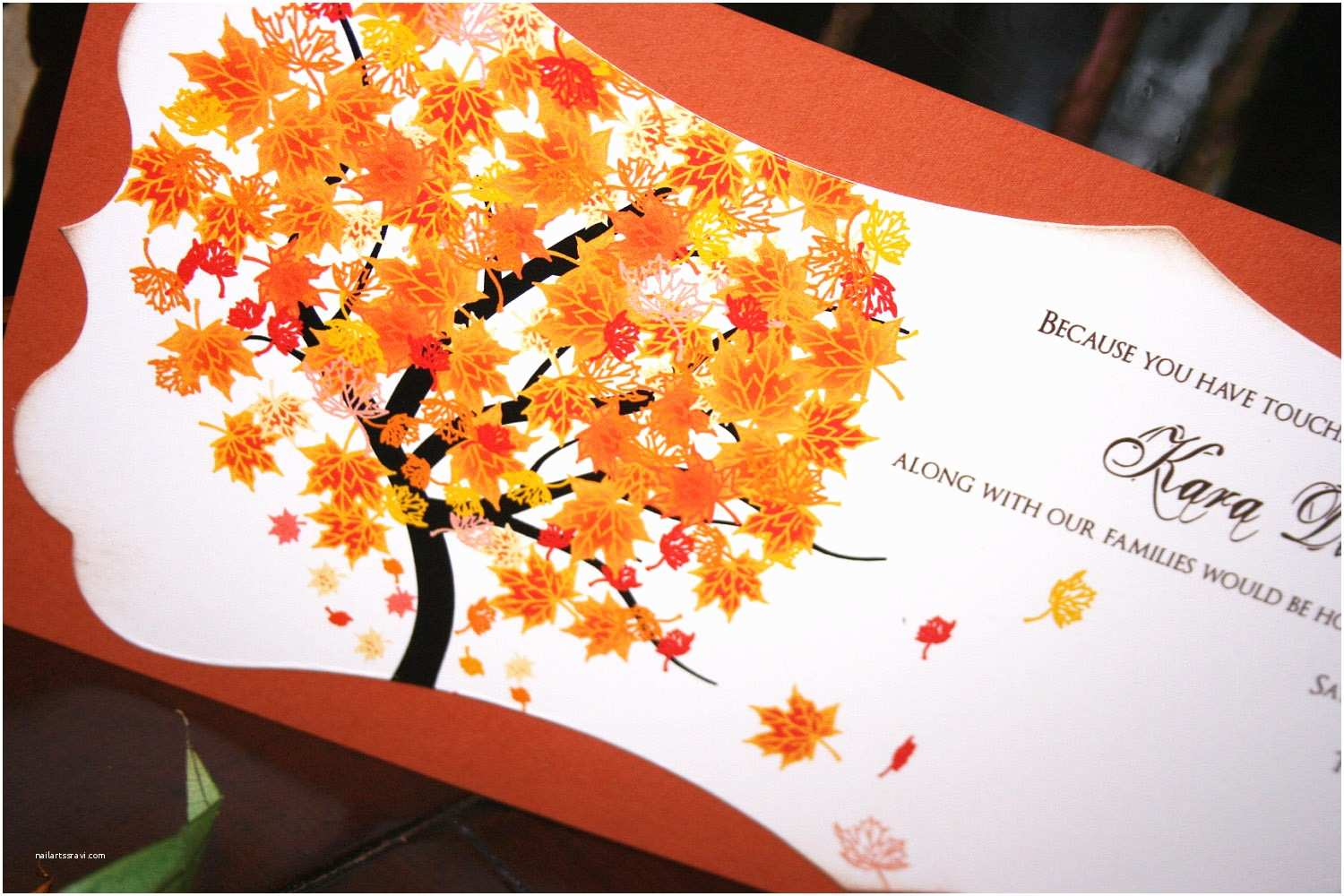 Fall Birthday Invitations Fall Wedding Invitations Ideas Fall Wedding Invitations