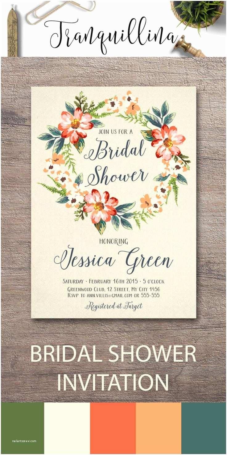 Fall Bridal Shower Invitations Best 25 Bridal Shower Fall Ideas On Pinterest