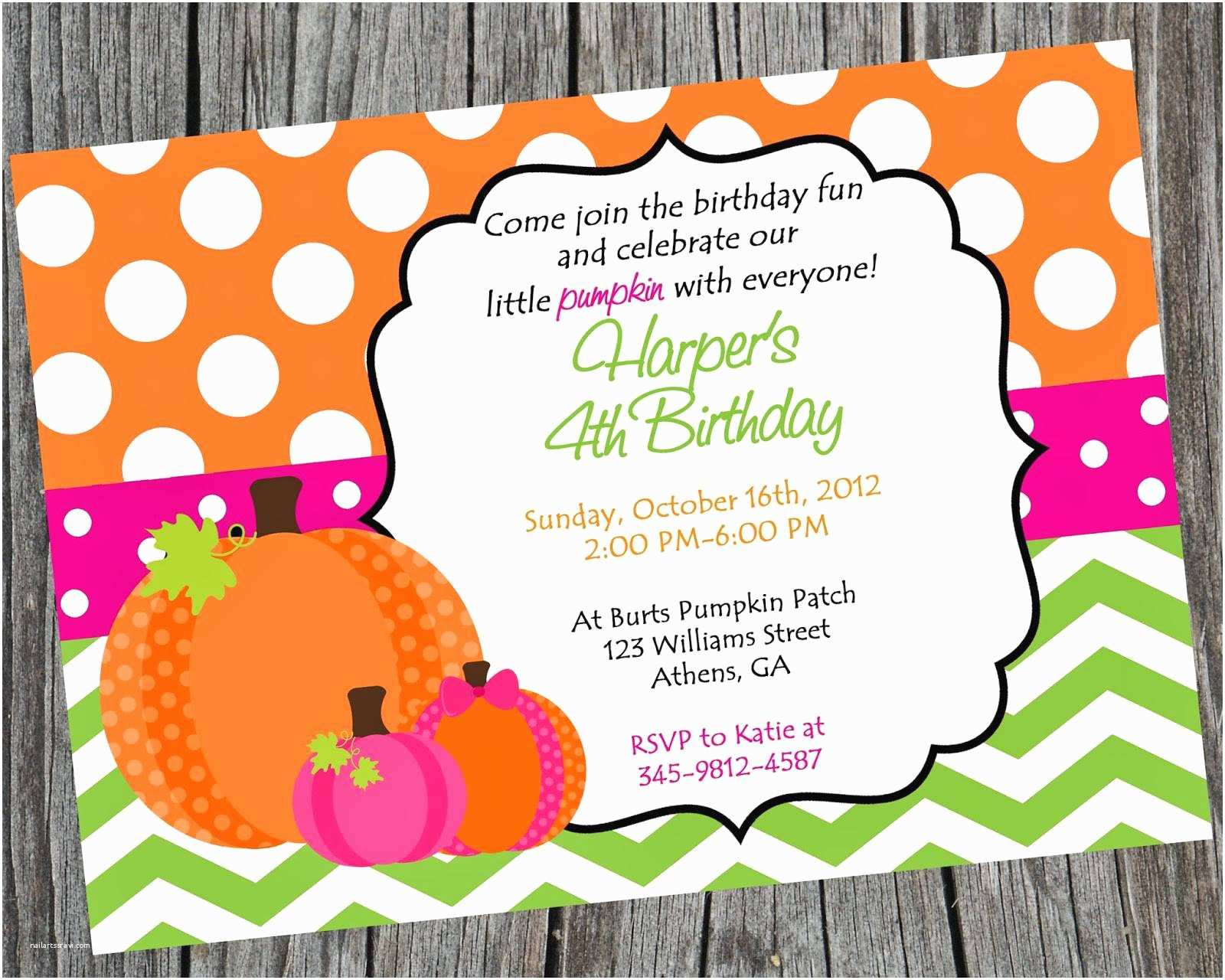 Fall Party Invitations Fall Party Invitations