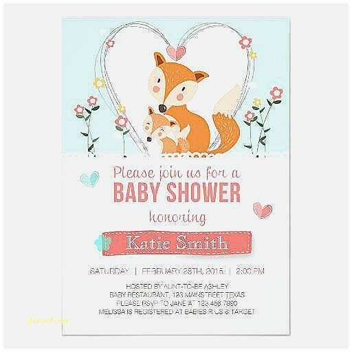 Fall themed Baby Shower Invitations Baby Shower Invitation Fresh Autumn themed Baby Shower