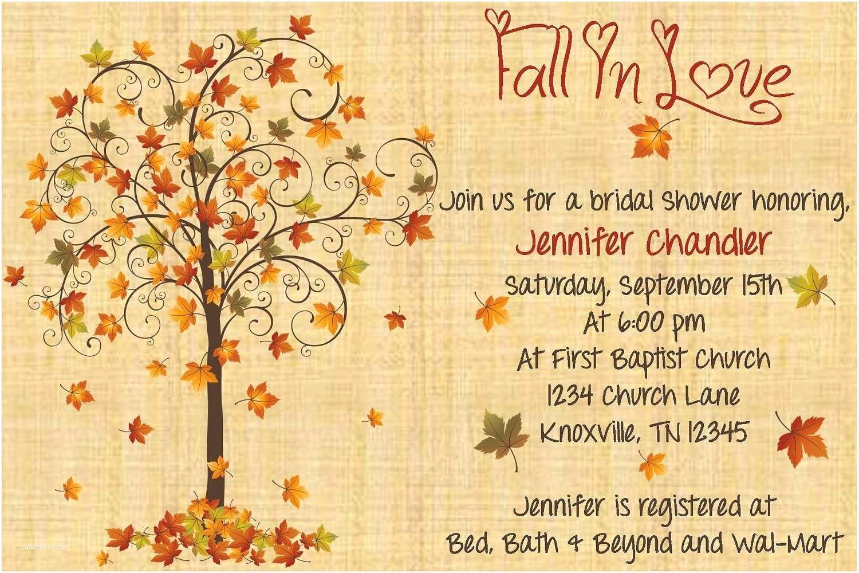 Fall themed Baby Shower Invitations Fall themed Baby Shower Invitations Template