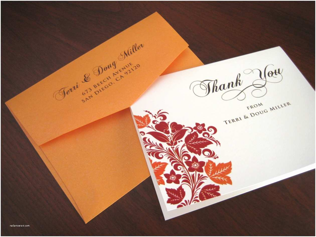 Fall themed Wedding Invitations Cheap Red and orange Wedding Invitation – A Vibrant Wedding