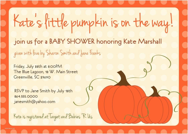 Fall themed Wedding Shower Invitations Fall themed Baby Shower Invitations Template Resume Builder