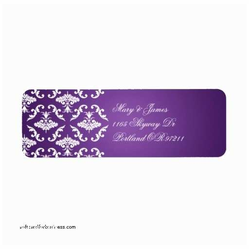 Fancy Address Labels for Wedding Invitations Wedding Invitation Best Can You Use Return Address