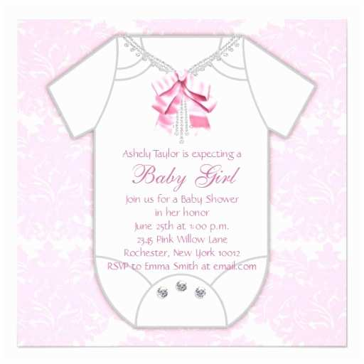 Fancy Baby Shower Invitations Baby Shower Invitation Elegant Baby Shower Invitations