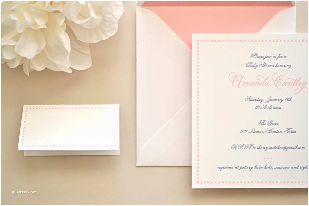Fancy Baby Shower Invitations Elegant Baby Shower Invitations [homestartx]