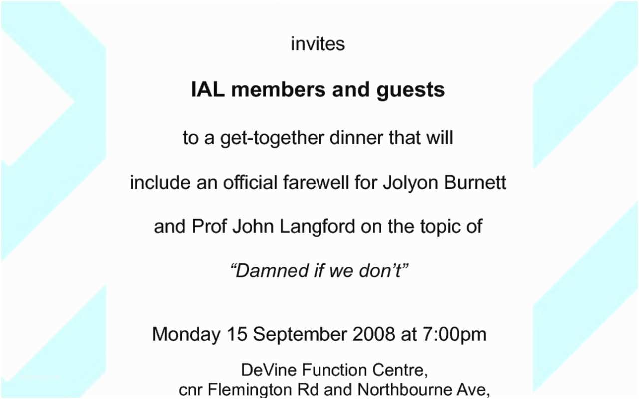 Farewell Party Invitation Wording Farewell Dinner Invitation Wording