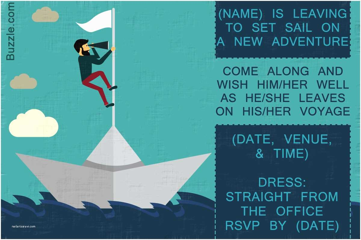 Farewell Party Invitation Wording for the Office 10 Farewell Party Invitation Wordings to Bid Goodbye In Style