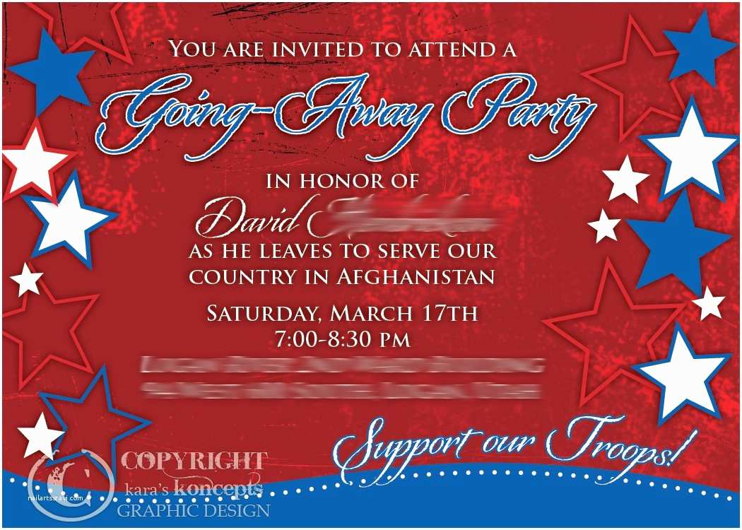 Farewell Party Invitation Wording Sample Going Away Party Invitations